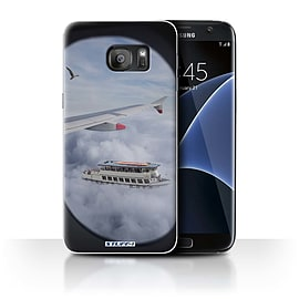 STUFF4 Case/Cover for Samsung Galaxy S7 Edge/G935 / Cloudspotting Design / Imagine It Collection Mobile phones