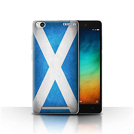 STUFF4 Case/Cover for Xiaomi Redmi 3 / Scotland/Scottish Design / Flags Collection Mobile phones