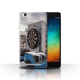 STUFF4 Case/Cover for Xiaomi Redmi 3 / Bullseye Design / Imagine It Collection Mobile phones