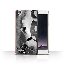 STUFF4 Case/Cover for Oppo F1 / Fancy a Cuppa Design / Imagine It Collection Mobile phones