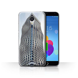 STUFF4 Case/Cover for Meizu M3 Note / Booming Business Design / Imagine It Collection Mobile phones