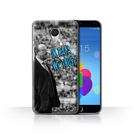 Official Newcastle United FC Case/Cover for Meizu M3 Note/We Trust Design/NUFC Rafa Ben?tez Mobile phones