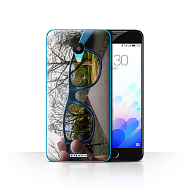 STUFF4 Case/Cover for Meizu M3 / Spring Sprung Design / Imagine It Collection Mobile phones