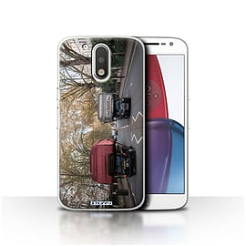 STUFF4 Case/Cover for Motorola Moto G4 Plus 2016 / Packing Light Design / Imagine It Collection Mobile phones