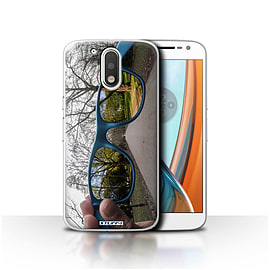 STUFF4 Case/Cover for Motorola Moto G4 2016 / Spring Sprung Design / Imagine It Collection Mobile phones