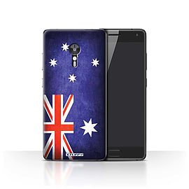 STUFF4 Case/Cover for Lenovo ZUK Z2 Pro / Australia/Australian Design / Flags Collection Mobile phones