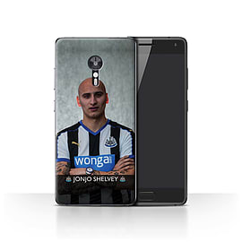 Newcastle United FC Case/Cover for Lenovo ZUK Z2 Pro/Shelvey Design/NUFC Football Player 15/16 Mobile phones