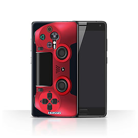 STUFF4 Case/Cover for Lenovo ZUK Z2 Pro / Red Design / Playstation PS4 Collection Mobile phones