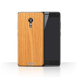 STUFF4 Case/Cover for Lenovo ZUK Z2 Pro / Pine Design / Wood Grain Effect/Pattern Collection Mobile phones
