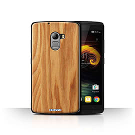 STUFF4 Case/Cover for Lenovo Vibe K4 Note / Oak Design / Wood Grain Effect/Pattern Collection Mobile phones