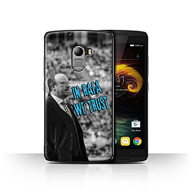 Official Newcastle United FC Case/Cover for Lenovo Vibe K4 Note/We Trust Design/NUFC Rafa Ben?tez Mobile phones