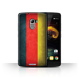 STUFF4 Case/Cover for Lenovo Vibe K4 Note / Germany/German Design / Flags Collection Mobile phones