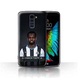 Newcastle United FC Case/Cover for LG K8/K350N/Phoenix 2/Tiot? Design/NUFC Football Player 15/16 Mobile phones