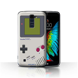 STUFF4 Case/Cover for LG K8/K350N/Phoenix 2 / Nintendo Game Boy Design / Games Console Collection Mobile phones
