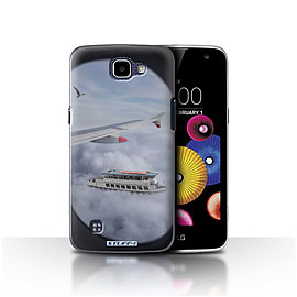 STUFF4 Case/Cover for LG K4/K120/K121/K130 / Cloudspotting Design / Imagine It Collection Mobile phones