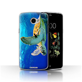 STUFF4 Case/Cover for LG K5/X220/Q6 / Turtle Design / Wildlife Animals Collection Mobile phones