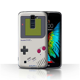 STUFF4 Case/Cover for LG K7 /X210 / Nintendo Game Boy Design / Games Console Collection Mobile phones