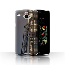 STUFF4 Case/Cover for LG K5/X220/Q6 / London's Burning Design / Imagine It Collection Mobile phones