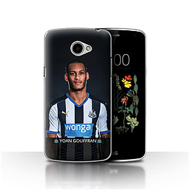 Official Newcastle United FC Case/Cover for LG K5/X220/Q6/Gouffran Design/NUFC Football Player 15/16 Mobile phones
