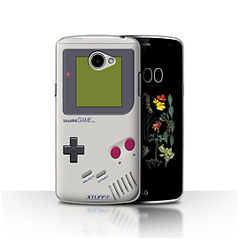 STUFF4 Case/Cover for LG K5/X220/Q6 / Nintendo Game Boy Design / Games Console Collection Mobile phones