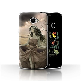 Official Elena Dudina Case/Cover for LG K5/X220/Q6/Notre Dame Design/Fairy Tale Character Mobile phones