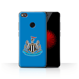 Newcastle United FC Case/Cover for ZTE Nubia Z11 Mini/Colour/Blue Design/NUFC Football Crest Mobile phones
