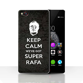 Official Newcastle United FC Case/Cover for ZTE Nubia Z9/Keep Calm Design/NUFC Rafa Ben?tez Mobile phones