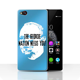 Official Newcastle United FC Case/Cover for ZTE Nubia Z9/Geordie Nation Design/NUFC Rafa Ben?tez Mobile phones