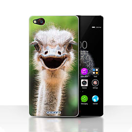 STUFF4 Case/Cover for ZTE Nubia Z9 / Ostrich/Emu Design / Wildlife Animals Collection Mobile phones