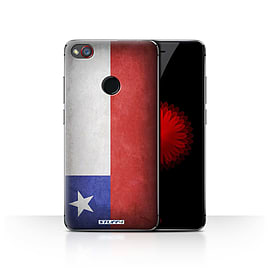 STUFF4 Case/Cover for ZTE Nubia Z11 Mini / Chile/Chiliean Design / Flags Collection Mobile phones