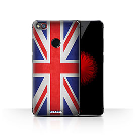 STUFF4 Case/Cover for ZTE Nubia Z11 Mini / Great Britain/British Design / Flags Collection Mobile phones