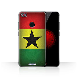 STUFF4 Case/Cover for ZTE Nubia Z11 Mini / Ghana/Ghanaian Design / Flags Collection Mobile phones