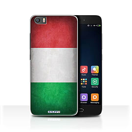 STUFF4 Case/Cover for Xiaomi Mi5/Mi 5 / Italy/Italian Design / Flags Collection Mobile phones