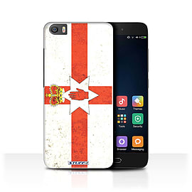 STUFF4 Case/Cover for Xiaomi Mi5/Mi 5 / Northern Ireland Design / Flags Collection Mobile phones