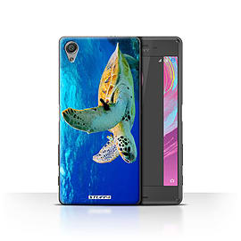 STUFF4 Case/Cover for Sony Xperia X Performance / Turtle Design / Wildlife Animals Collection Mobile phones