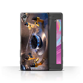 STUFF4 Case/Cover for Sony Xperia X Performance / False Alarm Design / Imagine It Collection Mobile phones