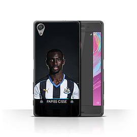 Newcastle United FC Case/Cover for Sony Xperia X Performance/Ciss? Design/NUFC Football Player 15/16 Mobile phones
