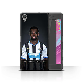 Newcastle United FC Case/Cover for Sony Xperia X Performance/Tiot? Design/NUFC Football Player 15/16 Mobile phones