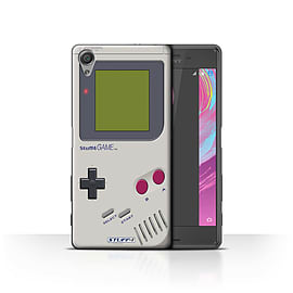 STUFF4 Case/Cover for Sony Xperia X Performance/Nintendo Game Boy Design/Games Console Mobile phones