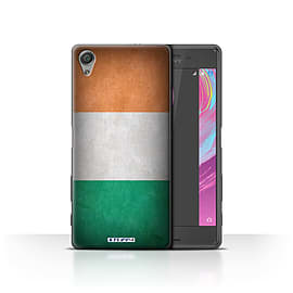STUFF4 Case/Cover for Sony Xperia X Performance / Ireland/Irish Design / Flags Collection Mobile phones