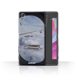 STUFF4 Case/Cover for Sony Xperia X / Cloudspotting Design / Imagine It Collection Mobile phones