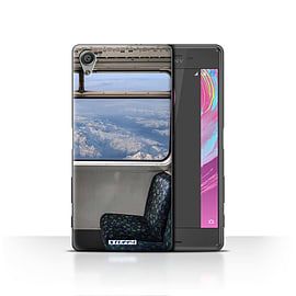 STUFF4 Case/Cover for Sony Xperia X / London Overground Design / Imagine It Collection Mobile phones