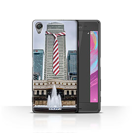 STUFF4 Case/Cover for Sony Xperia X / Suits Design / Imagine It Collection Mobile phones