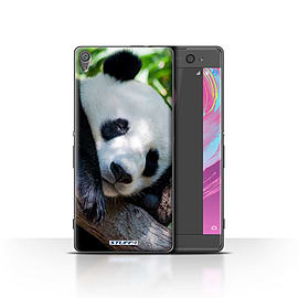 STUFF4 Case/Cover for Sony Xperia XA / Panda Bear Design / Wildlife Animals Collection Mobile phones
