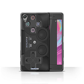STUFF4 Case/Cover for Sony Xperia X / Playstation PS3 Design / Games Console Collection Mobile phones