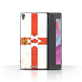 STUFF4 Case/Cover for Sony Xperia XA / Northern Ireland Design / Flags Collection Mobile phones