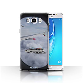 STUFF4 Case/Cover for Samsung Galaxy J5 2016 / Cloudspotting Design / Imagine It Collection Mobile phones
