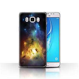 Official Chris Cold Case/Cover for Samsung Galaxy J5 2016/Arcuarius Nebula Design/Alien World Cosmos Mobile phones