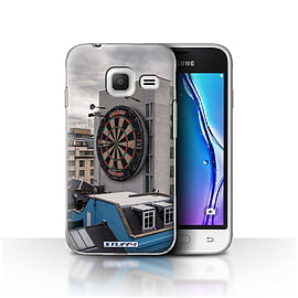 STUFF4 Case/Cover for Samsung Galaxy J1 Nxt/Mini / Bullseye Design / Imagine It Collection Mobile phones