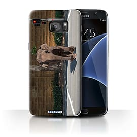 STUFF4 Case/Cover for Samsung Galaxy S7 Edge/G935 / Jaywalking Design / Imagine It Collection Mobile phones